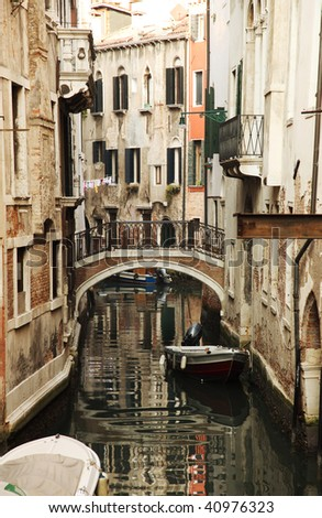 Canal in Venice