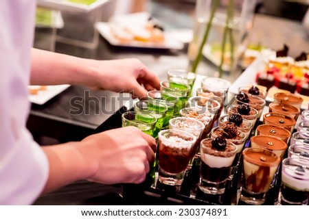 canapes on toothpicks , appetizer, pinchos , spanish food ,delicious finger food,Hand held  delicious finger food