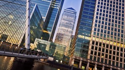 Canary Wharf is a large business and shopping development in East London. London's traditional financial centre.