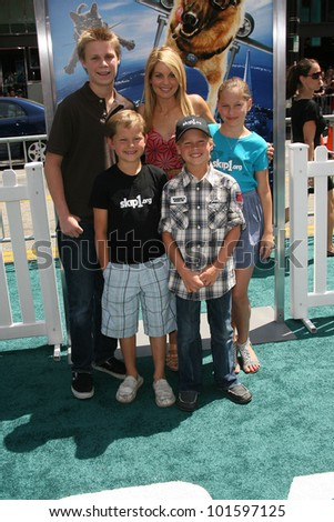 Candace Cameron Bure at the \