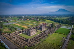 Candi Plaosan Lor and Candi Plaosan Kidul are two temple compounds located in Prambanan Subdistrict, Central Java. In 1891 it has been recorded in the Java archaeological inventory list compiled by R.