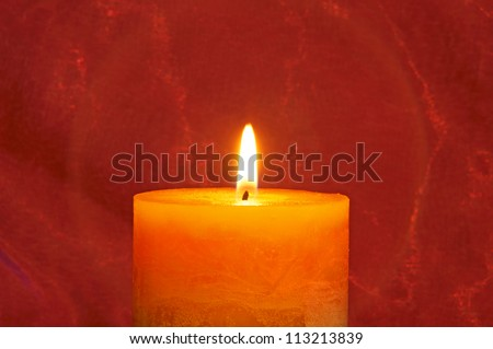 candle light / candle