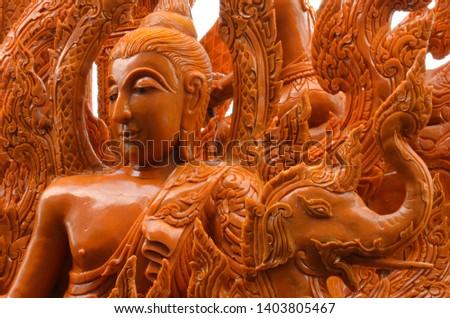 Candle parade Ubon Ratchathani, Thailand #1403805467
