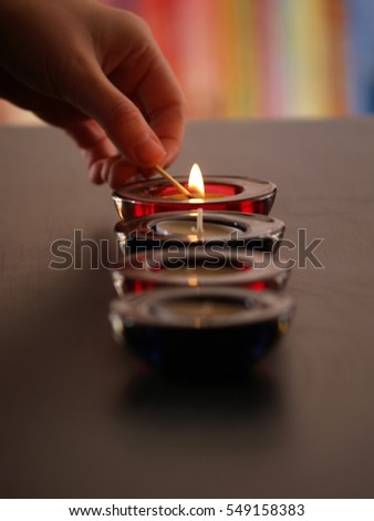 Candles #549158383