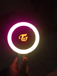 candy bong lightstick from girl group twice