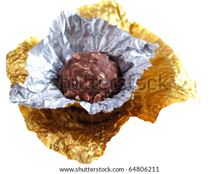 candy chocolate ,wrapper