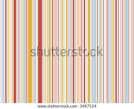 candy stripes (raster) - illustrated background