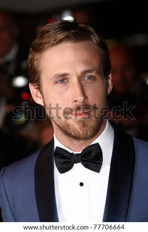 CANNES, FRANCE - MAY 20: Actor Ryan Gosling attends the 'Drive' premiere during the 64th Annual Cannes Film Festival at Palais des Festivals on May 20, 2011 in Cannes, France