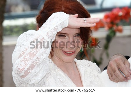 CANNES, FRANCE - MAY 13: Actress Bryce Dallas Howard  attends the 'Restless' photocall during the 64th Annual Cannes Film Festival on May 13, 2011 in Cannes, France.