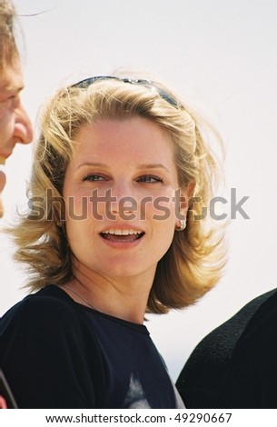 stock photo cannes france may bridget fonda attends the photocall quot kiss of the dragon quot at the 49290667 Teen TitanSs by ~MasakoTheFreak on deviantART