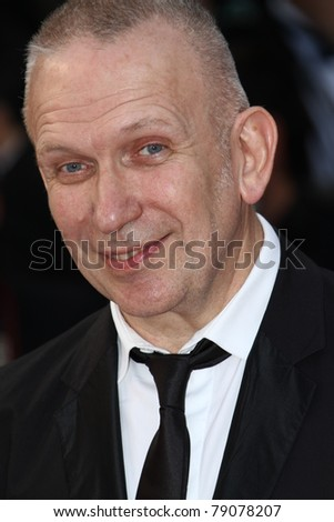 CANNES, FRANCE - MAY 19:  Jean Paul Gaultier  attends the 'The Skin I Live In' premiere at the Palais  during the 64th Cannes Festival on May 19, 2011 in Cannes, France