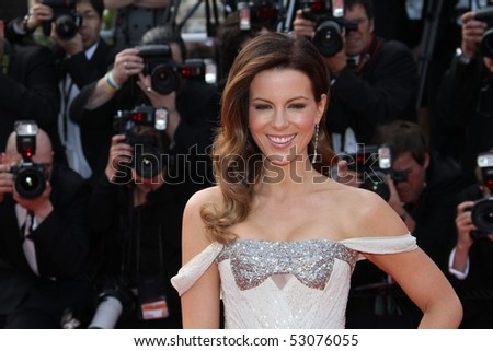 CANNES, FRANCE - MAY 14:  Kate Beckinsale attends the  'Wall Street: Money Never Sleeps' held at the Palais during the 63rd   Cannes Film Festival on May 14, 2010 in Cannes, France.