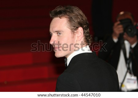 CANNES, FRANCE - MAY 14: Michael Fassbender attends the Fish Tank Premiere at the Grand Theatre Lumiere during the 62nd Annual Cannes Film Festival on May 14, 2009 in Cannes, France