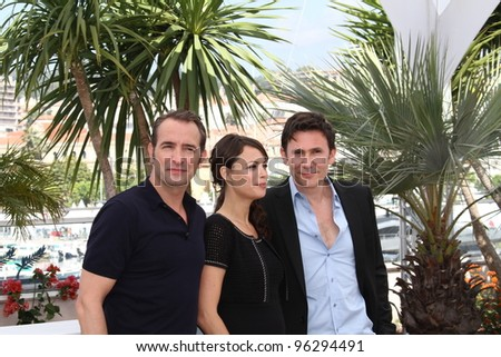 Cannes france may 15 michel hazanavicius jean for Dujardin hazanavicius