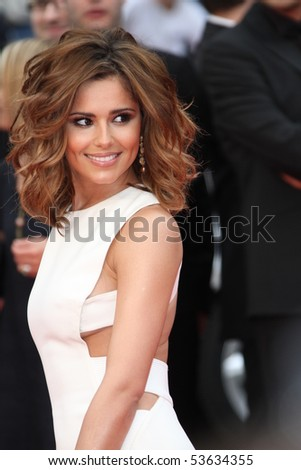 CANNES, FRANCE - MAY 21: Singer Cheryl Cole attends the 'Outside the Law' premiere at the Palais des Festivals during the 63rd  Cannes Film Festival on May 21, 2010 in Cannes, France