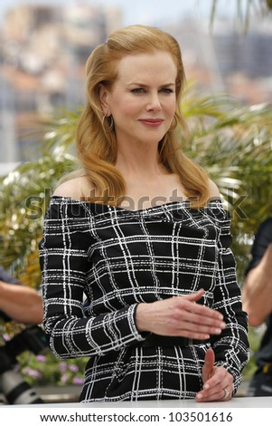 CANNES  - MAY 25: Nicole Kidman at the Cosmopolis photocall during the 65th Cannes Film Festival on May 25, 2012 in Cannes, France