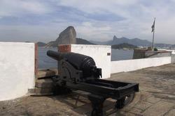 Cannon of Santa Cruz Fortress