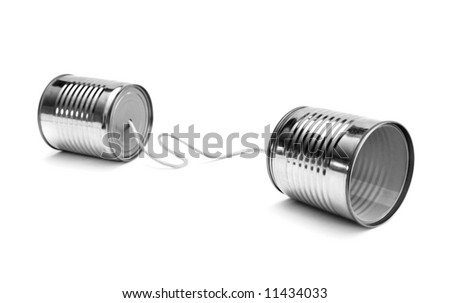 Cans communication