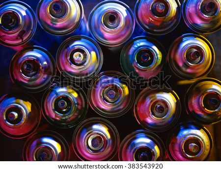 Shutterstock Cans of paint