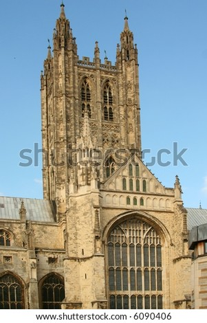 Canterbury Cathedral, Canterbury, England