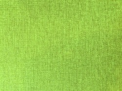 Canvas background, green canvas fabric texture, green textile, woven surface, closeup burlap detail pattern with space