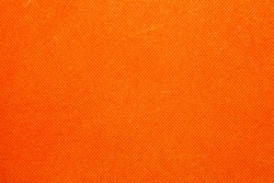 Canvas orange background