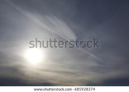 Canvas Sky #685928374