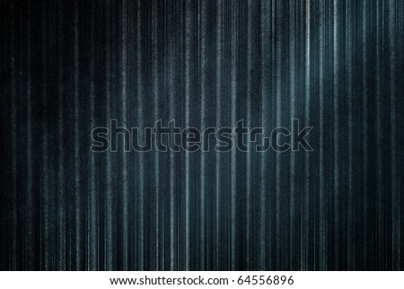 canvas striped black texture fabric