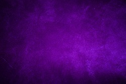 Canvas textured purple background.