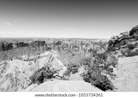 canyonlands national park in...