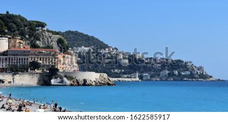 Cap de Nice in Nice