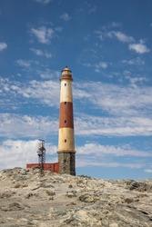 Cape Dias Lighthouse near Luderitz Namibia