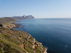 Cape of Good Hope believed to be the southernmost point in African Continent.