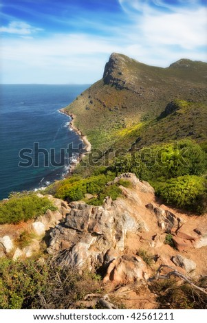 Cape of Good Hope (Cape Point) South Africa