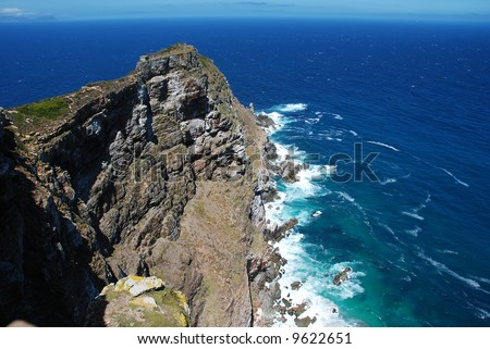 Cape Point near Cape of Good Hope