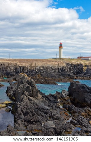 Cape Race lighthouse, Newfoundland