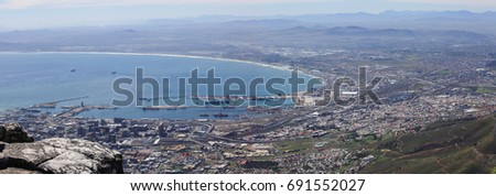 Cape Town #691552027