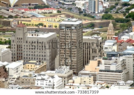 Cape Town Central #733817359