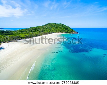 Cape Tribulation in Tropical North Queensland #787023385