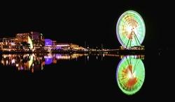 Capital Wheel at National Harbor, Maryland, USA