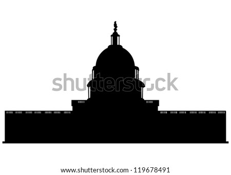 Capitol Building in United States