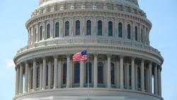Capitol Building in Washington DC, USA