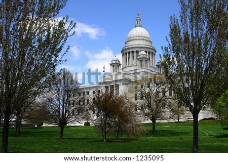 Capitol Building, Providence, Rhode Island