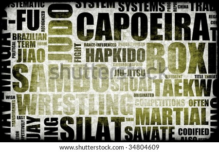 Capoeira Martial Arts as a Fighting Style