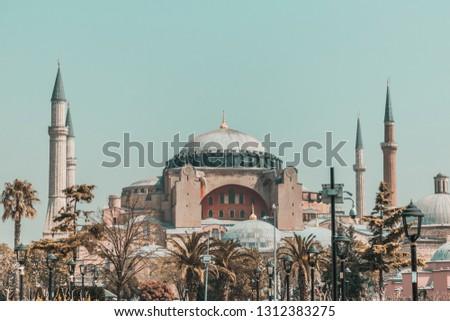 Cappadocia Turkey Trip Travel Vacation #1312383275