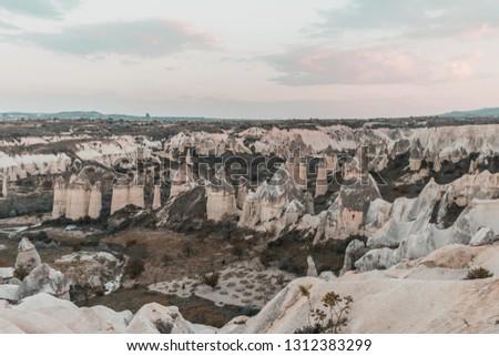 Cappadocia Turkey Trip Travel Vacation #1312383299