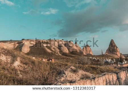 Cappadocia Turkey Trip Travel Vacation #1312383317