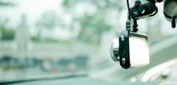 car camera, video recorder, driving, safety on road,  camera video recorder