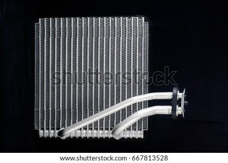 Car cooling equipment Evaporator #667813528