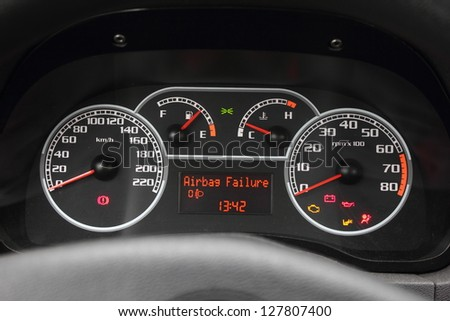 car dashboards #127807400
